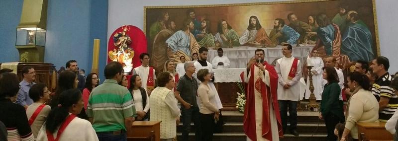 MISSA DE ANIVERSÁRIO - 33 ANOS